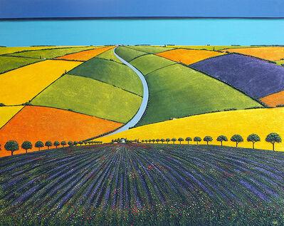 Ronnie Ford, 'Pommiers en Fleurs'