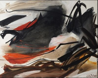 Huguette Arthur Bertrand, 'Cela qui gronde', 1967