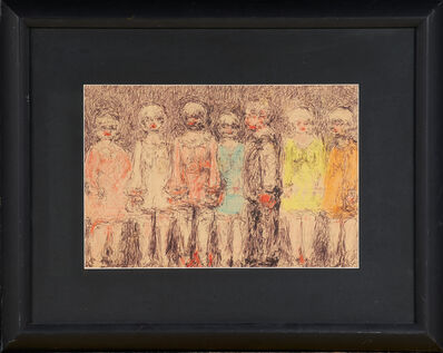 Malcolm McKesson, 'Untitled (Figures)'