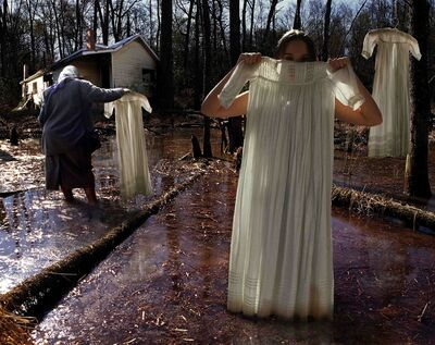 Tom Chambers, 'Three Gowns ', 2004