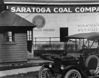 Ralph Steiner, 'Saratoga Coal Company', 1929