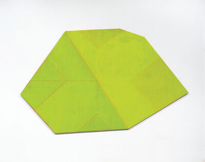 David Row, 'Green Piece', 2019