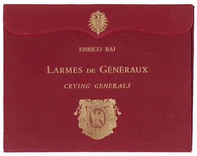 Enrico Baj, 'Larmes de Généraux (Crying Generals)', 1965