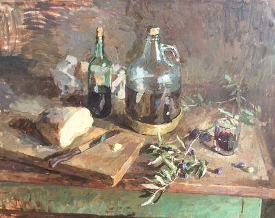 Ben Fenske, 'Olive Oil', 2018