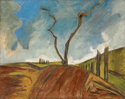 David Bomberg, 'The Tree', 1922