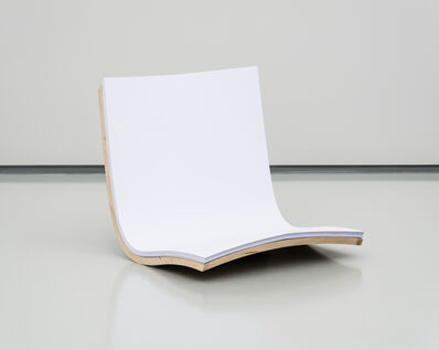 Ariel Schlesinger, 'Untitled (Where the papers go to rest)', 2020