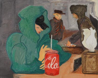 Jeff Bliumis, 'Cola', 2018