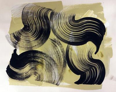 Farnaz Jahanbin, 'Curve Line 15', 2018