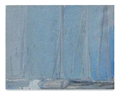 Wolf Kahn, 'Edgartown', 1967