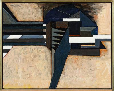 Karl Hagedorn, 'Casque Profile', 1989