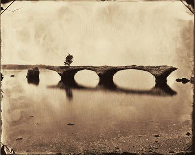 Joni Sternbach, '10.04.07 #6N Broken Bridge', 2012 -Printed 2013