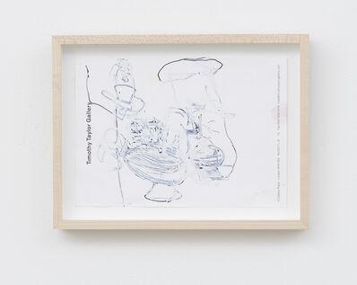 Eddie Martinez, 'Untitled', 2015