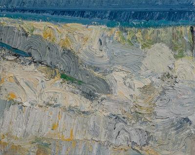 John Santoro, 'Beach Terrain: Winter', 2017
