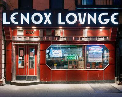 David Leventi, 'Lenox Lounge, 288 Lenox Avenue, Harlem, New York', 2005-2007