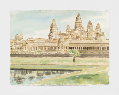 Philip Pearlstein, 'Angkor Wat', 1997-1998