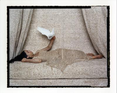 Lalla Essaydi, 'Les Femmes du Maroc: La Sultane', 2008
