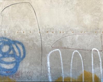Angela Gebhardt, '2,4,6,8 - LVM ', 2021