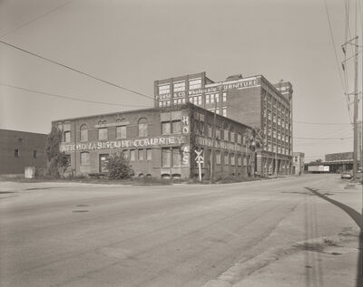 E.F. Kitchen, 'Nabisco Cookie Factory II, 2nd Ward', 1986