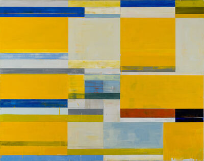 Lloyd Martin, 'Yellow Shim', 2015
