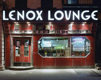 David Leventi, 'Lenox Lounge, 288 Lenox Avenue, Harlem, New York', 2007