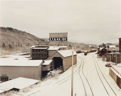 Joel Sternfeld, 'Saint Johnsbury, Vermont, March', 1983