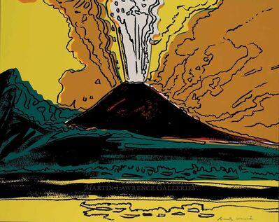 Andy Warhol, 'Vesuvius, 1985 (#365)', 1985