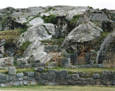 Hans-Christian Schink, 'Peru (Sacsayhuaman 2)', 2004