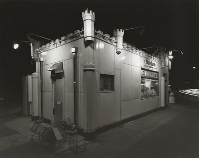 George Tice, 'White Castle, Route #1, Rahway', 1973