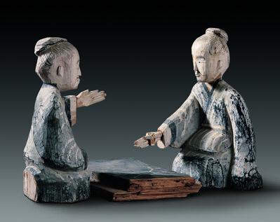 'Luibo players', 206 BC -220 AD