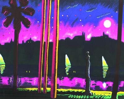Carlos Almaraz, 'Suave Como La Noche', 1985