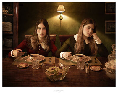 Mariano Vargas, 'Marina & Mimi I / Lunch', 2014