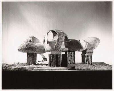 Frederick John Kiesler, 'Model for an Endless House'