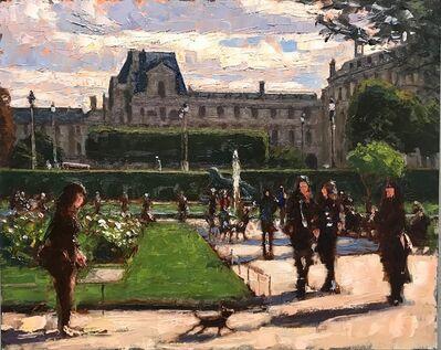 Brett Weaver, 'Chien de Tuileries ', 2020