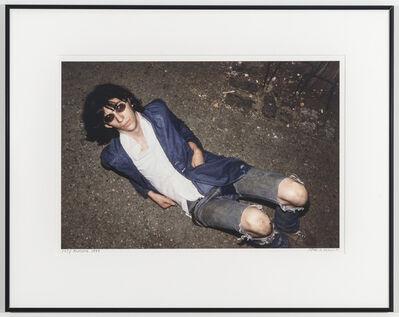 Marcia Resnick, 'Joey Ramone', 1982