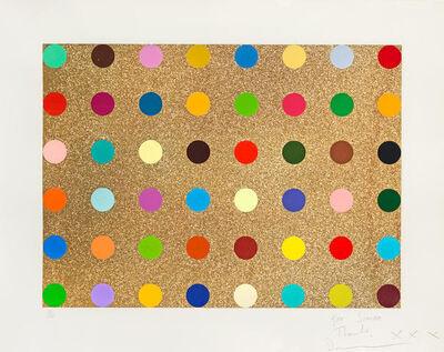 Damien Hirst, 'Proctolin', 2008