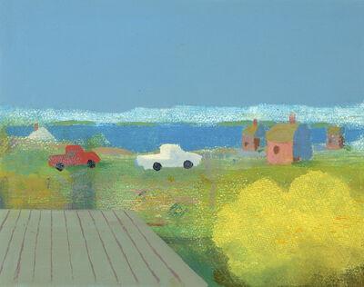 Tollef Runquist, 'Forsythia View'