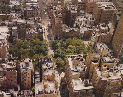 Nicholas Hall, 'New York #2 (Gramercy Park)', 2012