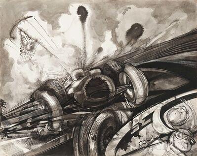 Theodore Roszak, 'Untitled', 1964