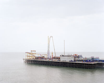 Simon Roberts, 'Blackpool South', 2011