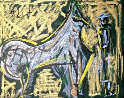 Domingo Zapata, 'I Think of You Polo ', 2015