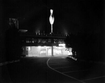 Toshio Shibata, 'Chigasaki City, Kanagawa Prefecture (bowling alley)', 1982