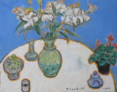 Joseph Plaskett, 'On a White Table', 2010