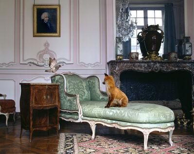 Karen Knorr, 'Salon Lilac Louis XV', 2004