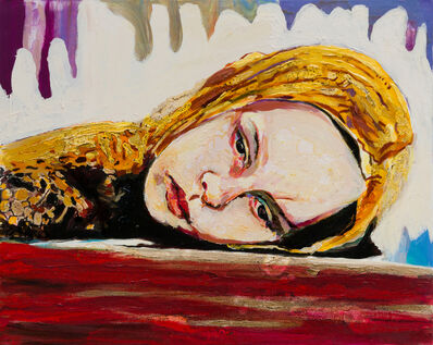 Cornelia Schleime, 'Stalker', 2020