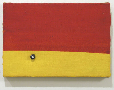 Mary Weatherford, 'Red, Yellow, Black', 1998