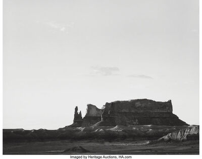 Paul Caponigro, 'Monument Valley, Utah', circa 1970-printed later