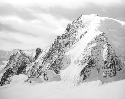 Hervé Heuzé, 'Mont-Blanc du Tacul', 2021