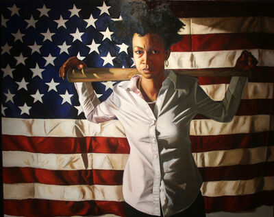 Tylonn Sawyer, 'American Woman: Columbia', 2018