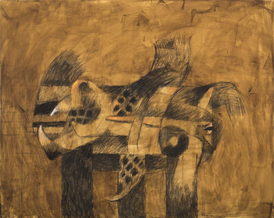 Fernando de Szyszlo, 'Mesa Ritual', 2017