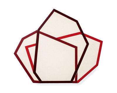 Ryan Brady, 'Flattened Origami (Fold Me!)', 2016